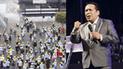 Lo que el líder de iglesia evangélica dijo sobre estadio de Alianza Lima en el 2017 [VIDEO]