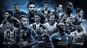 FIFPro dio a conocer los 55 nominados al once mundial del año
