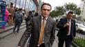 Comisión de Ética suspende denuncia contra Héctor Becerril