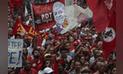 Dan ultimátum al PT y mañana se vence el plazo contra Lula