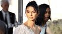 Kendall Jenner hizo alarde de vestido transparente en Instagram [FOTO]