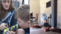 Jóvenes niñeras cometen terrible acto contra niño con Síndrome de Down [VIDEO]