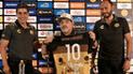 Maradona fue presentado en México y reveló los equipos que rechazó [VIDEO]