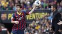 Diego Simeone fue tajante al ser consultado sobre su relación con Lionel Messi