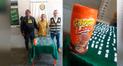 Piura: detienen a sujeto con droga dentro de envase de cereal