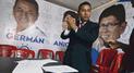Germán Torres interpondrá acción de amparo para continuar en elecciones en Arequipa