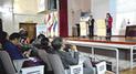 Candidatos de Cusco se comprometen a luchar contra consumo de droga
