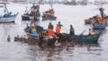 La pesca ilegal en el Perú  representa 500 millones de dólares anualmente