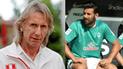 ¿Qué dijo Ricardo Gareca sobre ausencia de Claudio Pizarro en el Perú vs Alemania?