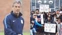 Pablo Bengoechea agradeció al hincha de Alianza Lima por defender la institución [VIDEO]