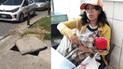 Arequipa: Madre cae junto a su bebé de 3 meses a buzón sin tapa