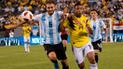 Argentina empató 0-0 frente a Colombia en amistoso fecha FIFA [RESUMEN]