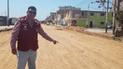 Chiclayo: denuncian inicio irregular de trabajos de reconstrucción en La Victoria [VIDEO]