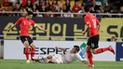 Chile igualó 0-0 con Corea del Sur en amistoso internacional por fecha FIFA