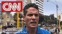CNN expone controversia de venezolanos que se quieren ir del Perú