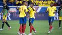 Ecuador se quedó con el triunfo ante Guatemala por fecha FIFA [GOLES]