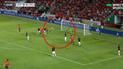 España vs Croacia: Saúl anotó increíble gol para el 1-0 [VIDEO]