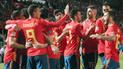 España humilló por 6-0 a Croacia en la Liga de Naciones de la UEFA [RESUMEN]