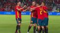 España vs Croacia: Marco Asensio aumentó el marcador con un golazo  [VIDEO]