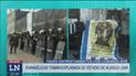 Alianza Lima: Evangélicos arrojan imagen del Señor de los Milagros a la basura e indignan a hinchas [FOTOS]