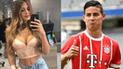 ¿James Rodríguez y Shannon de Lima son pareja? [FOTO]