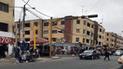 La Victoria: congestión vehicular es provocada por ambulantes
