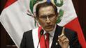 """Vizcarra: """"Proyectos de reforma están más de un mes en el Congreso"""" [VIDEO]"""