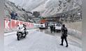Ayacucho: balacera entre policías y delincuentes que asaltaban bus