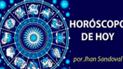 Horóscopo de hoy: martes 11 de septiembre del 2018 por Jhan Sandoval