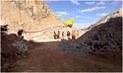 Huancavelica: Paralizan trabajos de minera que contaminaba laguna Choclococha