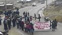 Gobierno abre diálogo con campesinos de Velille declarado en huelga