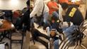 """SMP: PNP capturó a banda """"Los bravos de Zarumilla"""" cuando asaltaban pollería [VIDEO]"""