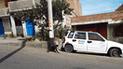 Decomisan mono araña y guacamayo de una vivienda en Arequipa [FOTOS Y VIDEO]