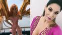 Tilsa Lozano lanzó el 'Tili Challenge' y sus fans reaccionan así [VIDEO y FOTOS]