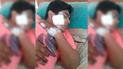 Tumbes: sujetos desfiguran a adolescente para robarle sus pertenencias [VIDEO]