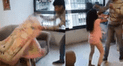 Youtube viral: Niña es 'troleada' por su familia en el famoso 'Invisible Challenge' [VIDEO]