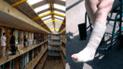 YouTube viral: visita la prisión con su pierna enyesada y queda detenida por insólita razón [VIDEO]