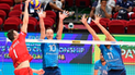 Argentina debutó con derrota en el Mundial Masculino de Vóley 2018