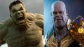 Avengers 4: La sangrienta venganza de Hulk contra Thanos causa pavor en la red [FOTO]