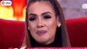 Dorita Orbegoso y su llanto desconsolador al revelar detalle de su relación con su padre [VIDEO]