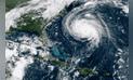 Máxima alerta en Estados Unidos: así se ve el huracán Florence desde el espacio [FOTOS Y VIDEO]