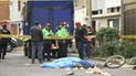Dos muertos en accidentes de tránsito en Trujillo