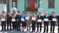 Cajamarca: reconocimiento a policías en el Día de los Defensores de la Democracia