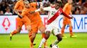 Pedro Aquino se confesó tras anotarle a la selección de Holanda