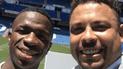 Real Madrid: Ronaldo busca fichar a Vinicius para el Valladolid