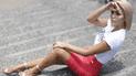 Sheyla Rojas se pone sexy outfit para ir al gimnasio y enamora a fans