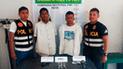 Sullana: sujetos encañonan a estudiante para robarle celular
