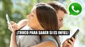 WhatsApp: Descubre si tu pareja es infiel con este fácil truco [VIDEO]