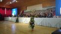Ministra de Cultura y gobernadores respaldan el referéndum