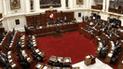 Pleno del Congreso sesionará este jueves, pero no verá reforma del CNM